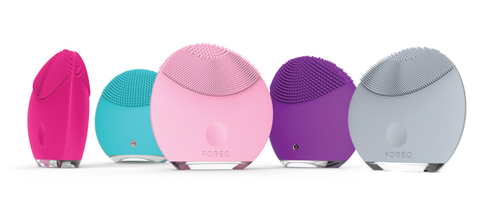 foreo luna mini colours 2