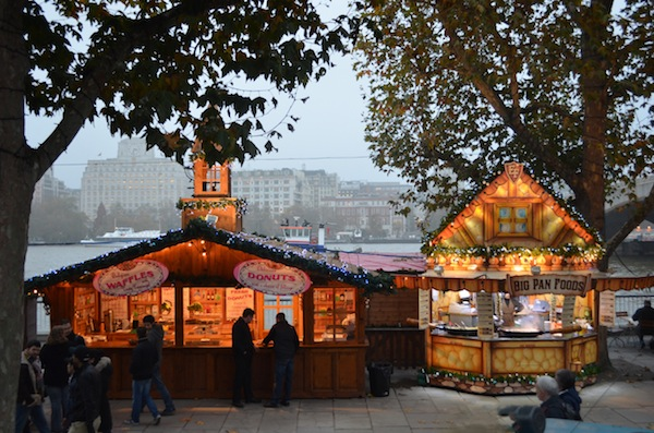 southbankchristmas market