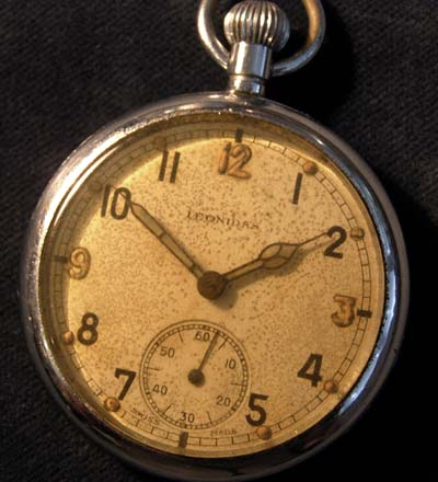 Wartime military watch