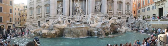 Trevo Pano Fountain