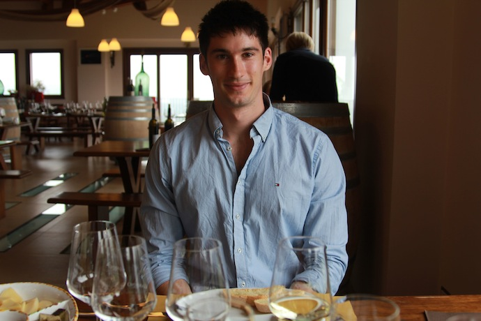 Will at the table