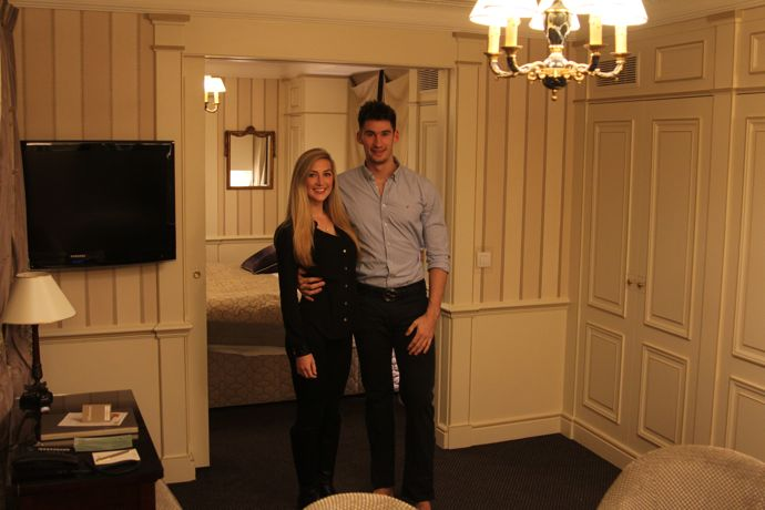 Can't wait to visit Hotel Napoleon again!