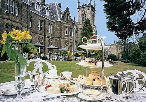 ashdown park hotel afternoon tea