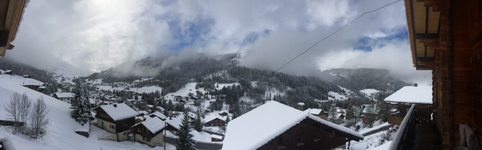 chalet panorma