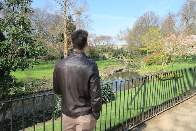 In Hyde Park 3