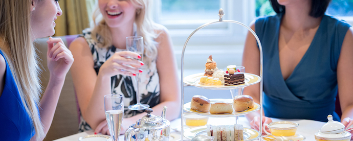 gluten free afternoon tea at the goring